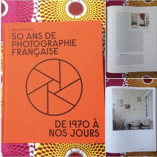 """Publication dans l'ouvrage de Michel Poivert """"50 ans de photographie française de 1970 à nos jours"""""""