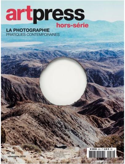 """Publication dans le Art Press hors-série """"La photographie. Pratiques contemporaines"""""""